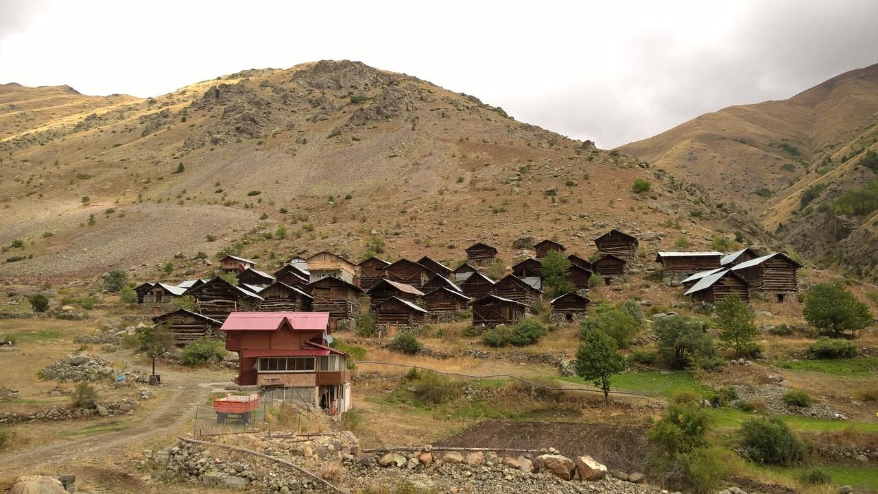 Пастушеское село в Качкарских горах.