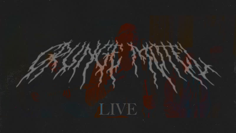 Grunge Motel Останься LIVE