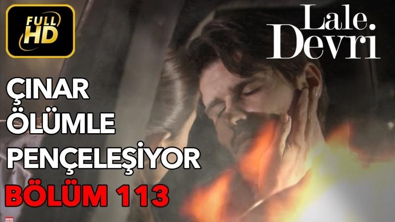 Lale Devri 113. Bölüm Full HD (Tek Parça) - Çınar Ölümle Pençeleşiyor