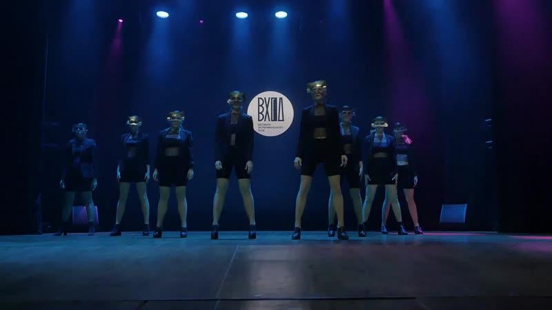 ЗТМ - Сон на яву   ВХОД - experimental dance festival 2019 Kazan