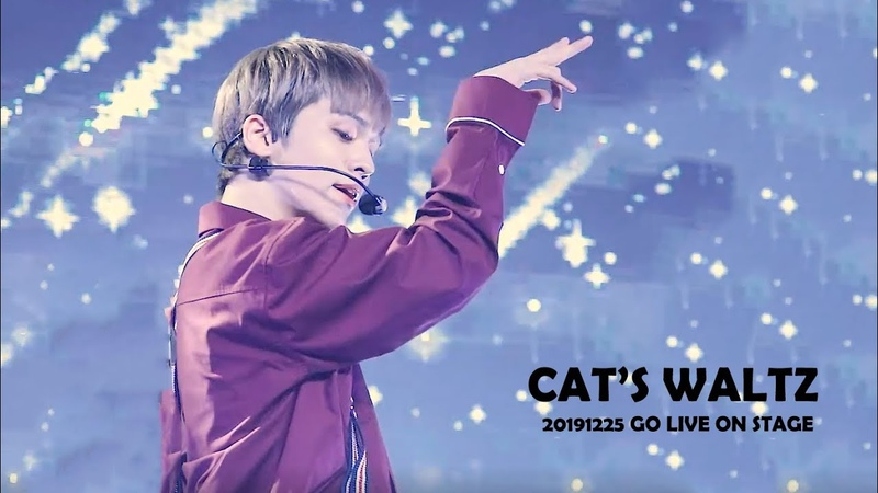 191225 Go Live On Stage Christmas Special Cat's Waltz U