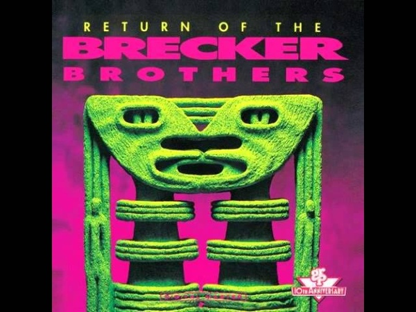 Brecker Brothers Sozinho Alone