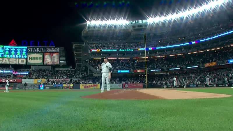Postseason 2019. ALCS. Houston Astros at New York Yankees . Game 5. Condensed game