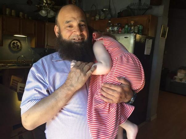 Более двадцати лет своей жизни Мухаммед посвятил заботам о неизлечимо больных детях