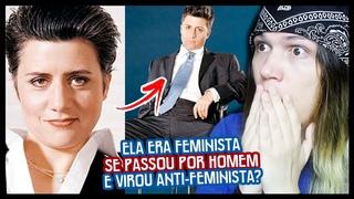 ESSA FEMINISTA PASSOU UM ANO FINGINDO SER UM HOMEM E SE SURPREENDEU!