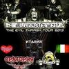 NEURASTHENIA(Italia)+local support|13.10|р-б ПОД