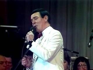 Муслим МАГОМАЕВ (баритон)Яркий, эмоциональный, искристый голос. Muslim MAGOMAYEV (baritone) 1965г