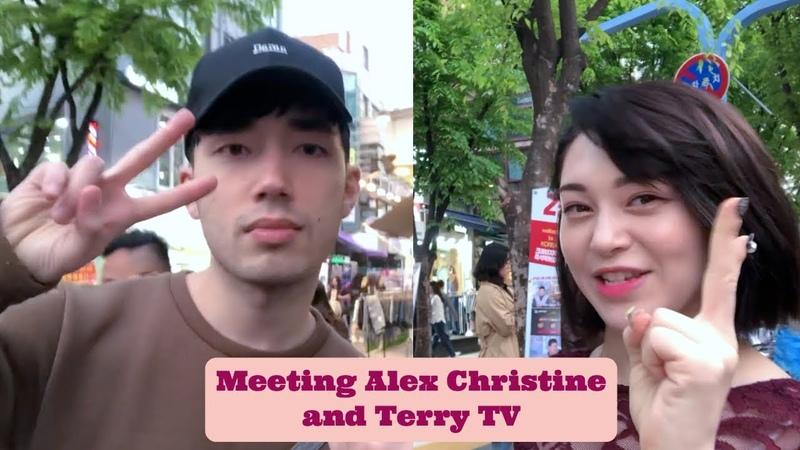 OTHER 180714 Alex @ Hagan's Korea Vlog 6