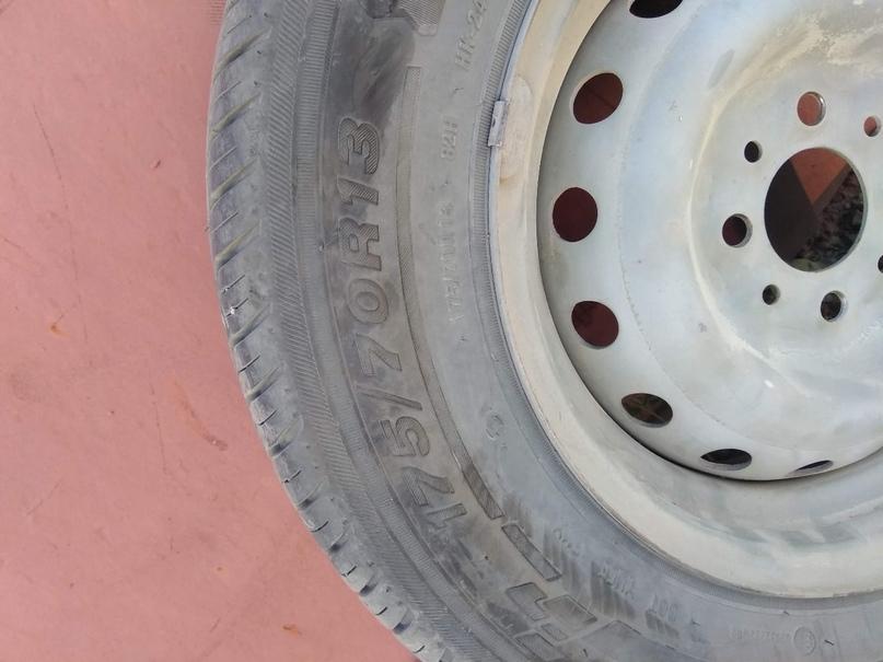Купить 4 колеса на летней резине,4*98 р13, | Объявления Орска и Новотроицка №10060