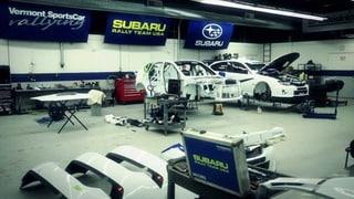 Launch Control: Subaru Rally and Rallycross Teams prepare for 2013 - Episode 01