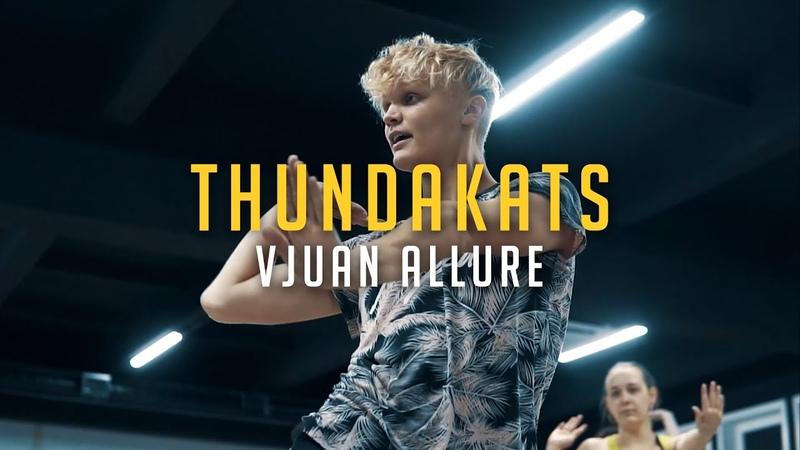 Vjuan Allure Thundakats Choreo by Blondy Milan Этаж Larry
