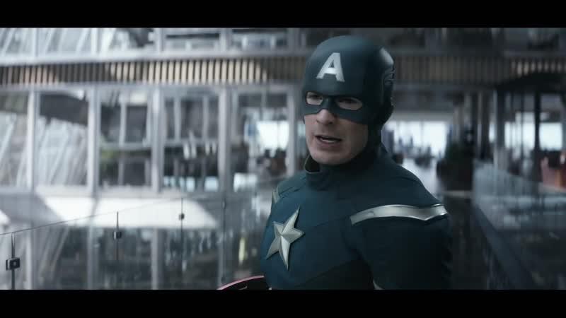 И это я только начал Капитан Америка из другой реальности