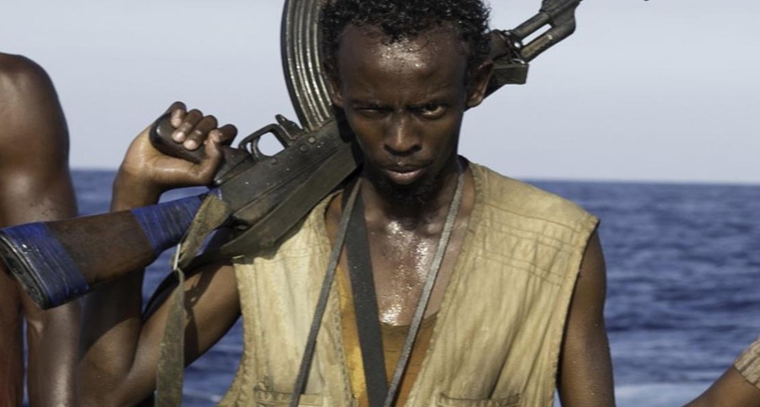 Сомалийские пираты и их оружие