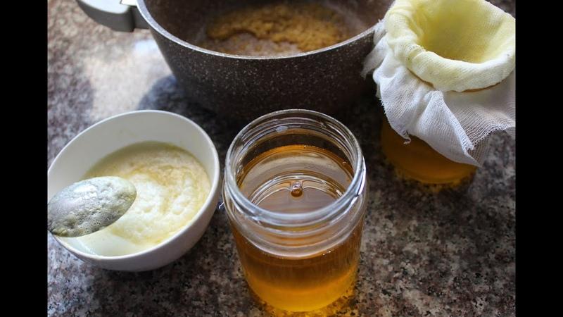 Как приготовить ТОПЛЕНОЕ МАСЛО НА кухне с СераФимой
