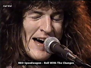 REO Speedwagon Roll With The Changes, Keep Pushin, Back On The Road Again Live 1979