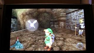 Citra 3DS Emulator on Nintendo Switch via Libretro/Retroarch (Ocarina of Time 3D)