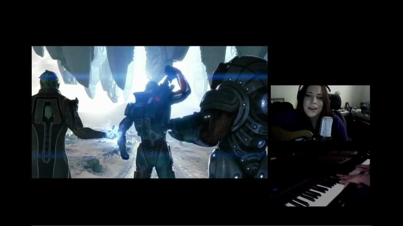 Malukah Reignite Mass Effect Shepard Tribute Song
