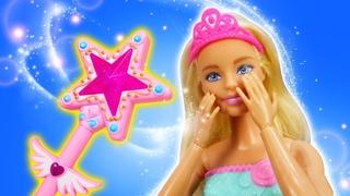 Histoire de la Cendrillon: le final inattendu! Vidéo magique avec Barbie et Ken pour filles.