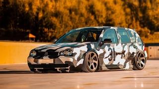 VW Golf Mk4 ( Camo Paint ) |