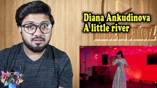 Diana Ankudinova - A little river (Rechenka) Pakistani Reaction!