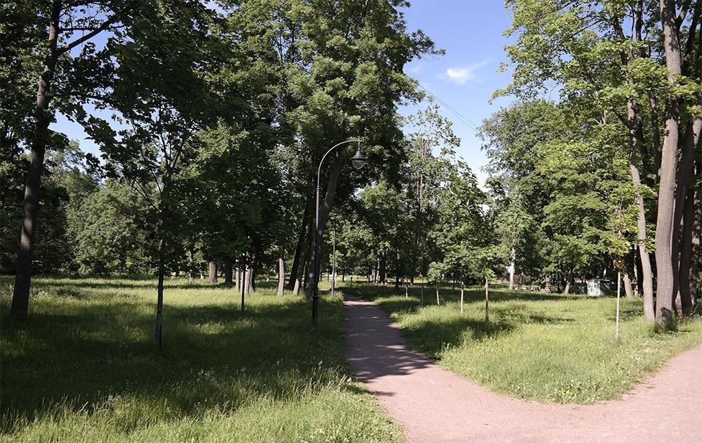 Парк на Каменном острове, Санкт-Петербург 2020