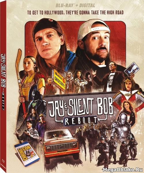 Джей и Молчаливый Боб: Перезагрузка / Jay and Silent Bob Reboot (2019/BDRip/HDRip)