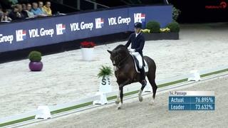 Kingsland Horse Prijs Daniel Bachman