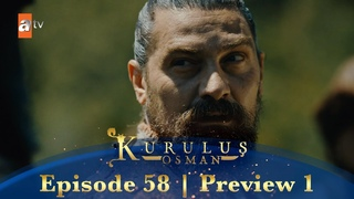 Kurulus Osman Urdu   Episode 58 Preview 1