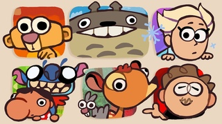 ULTIMATE CARTOONS BY CAS COMPILATION (Lion King, Bambi, Lilo & Stitch)