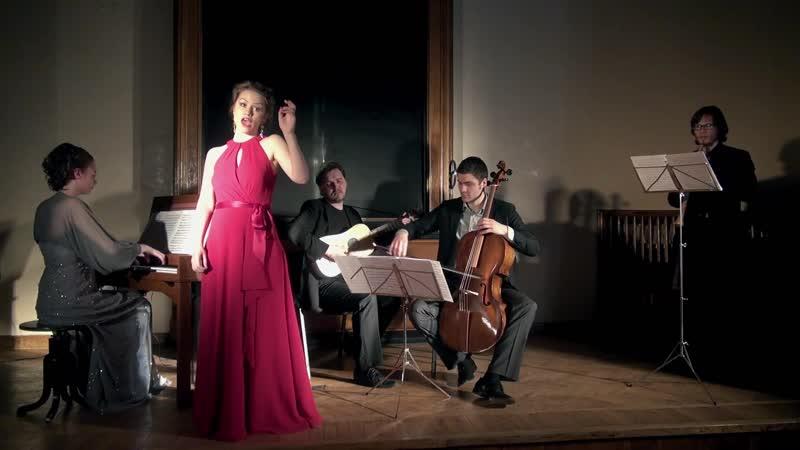 G F Händel Josua HWV 64 Aria 'O hätt' ich Jubals Harf' Emilia Trefilova soprano