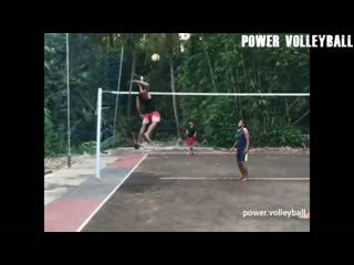 Volleyball Monsters of the Vertical Jump (HD)
