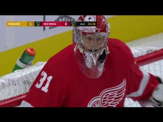 NHL 2018-2019 / PS /  / Pittsburgh Penguins @ Detroit Red Wings FSD