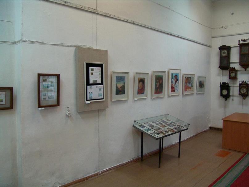 Персональная выставка В. М. Романюк, 2005 г.