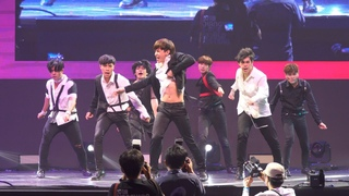 180629 BulletProof cover BTS - Intro + FAKE LOVE @ Changwon K-POP World Festival 2018 (Thailand)