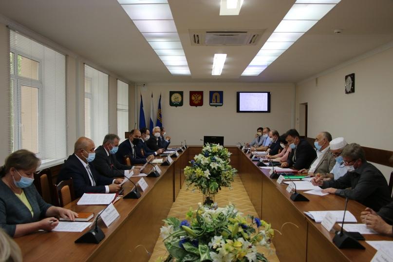 25 июня, в администрации состоялось совещание в формате «Предпринимательский час...