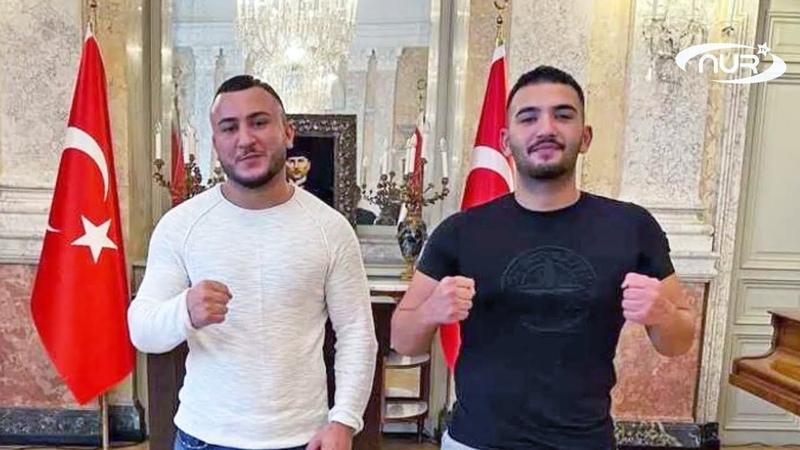Турки-бойцы ММА спасли полицейского и женщин в Вене!