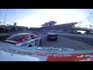 #11 - Denny Hamlin - Onboard - Martinsville - Round 35 - 2020 NASCAR Cup Series