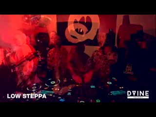 Low Steppa - DVINE Sounds Virtual Festival