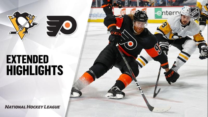 Pittsburgh Penguins vs Philadelphia Flyers May 3 2021 HIGHLIGHTS