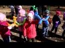 Скай и Гонщик в детском саду