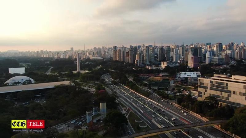 CCHTV Города Бразилии Сан Пауло