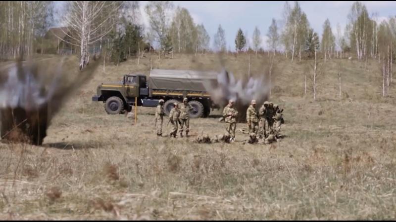 Солдатки Спецназ Промо ТНТ4
