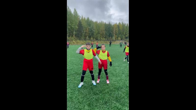 Видео от Футбольная школа ЮНИОР Сургут