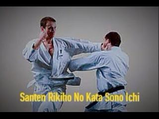 Santen Rikiho No Kata Sono Ichi / Performed by Alex Chichvarin