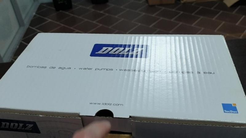 Насос водяной MB W211 DOLZ M214