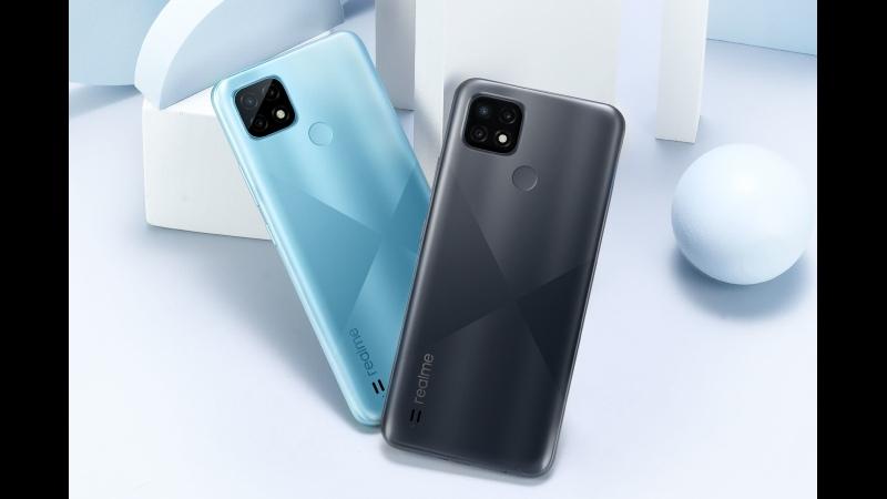 Oppo Realme C21 Модель которая способна удивлять при цене дешевле 9590р за 4 64 c NFC в нашем магазине