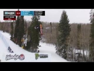 MEDAL RUNS_ Jeep Women's Snowboard Slopestyle _ X Games Aspen 2021