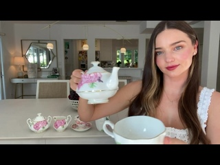 Miranda Kerr Shares Her Favourite Royal Albert Pieces _ Why She Loves Them _tea__gift__sparkling_heart_ ( 720 X 1280 ).mp4