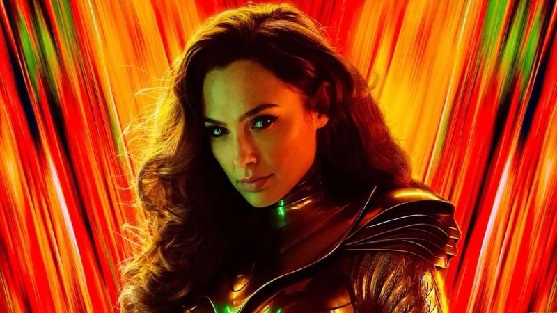 Чудо женщина 1984 Wonder Woman 1984 2020 год Диана Принс Принцесса Амазонка Галь Гадот Gal Gadot Крис Пайн Chris Pine