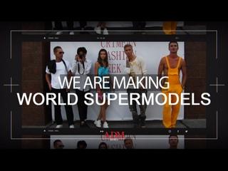 ADM World Models - ANTON NAZAROV JEANS PRODUCTION